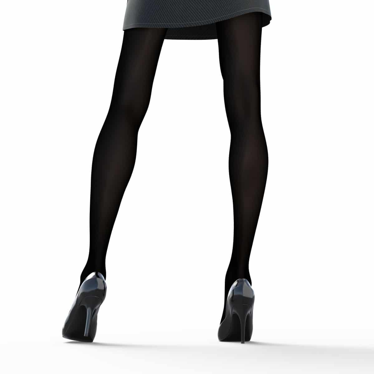 Pantyhose women who love Young celebrities